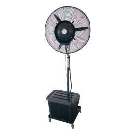 Ventilatore Nero Concord