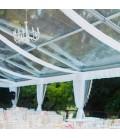 Lampadario Bianco 12 Luci