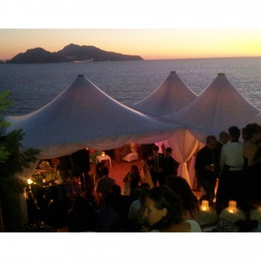 Gazebo Ischia 5x5