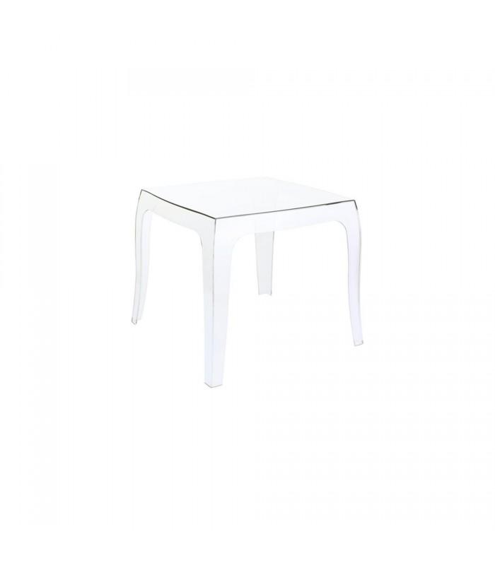 Tavolino trasparente da salotto modello pompei for Arredamenti pompei