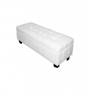 Pouf Chesterfield 3 Posti