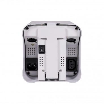 Proiettore a Litio Bianco 4x10