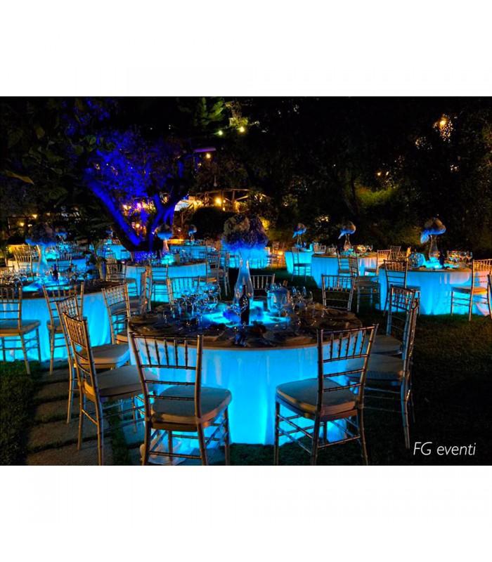 Tavolo luminoso per creare un atmosfera magica - Tavolo luminoso per disegno ...
